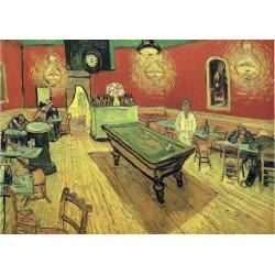 Puzzle 1000 pièces - Le Café de Nuit, Van Gogh