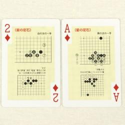 Cartes à jouer Joseki - Ouvertures au Jeu de Go