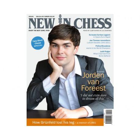 New In Chess Magazine n°1 - 2021