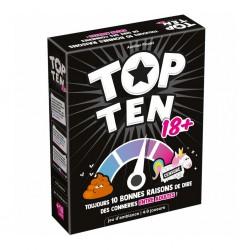 Top Ten 18 +