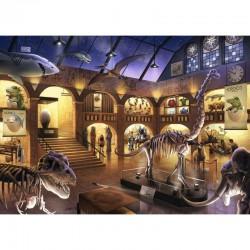 Puzzle 368 pièces - Escape Kids : Le Musée d'Histoire Naturelle
