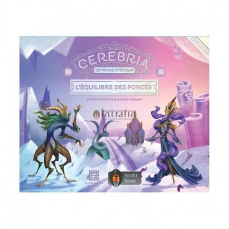 Cerebria - Extension : L'équilibre des Forces