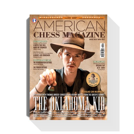 American Chess Magazine n° 19