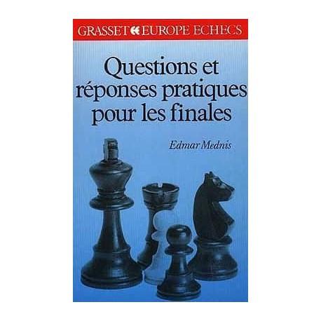 MEDNIS - Questions et réponses pratiques pour les finales