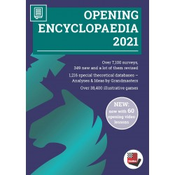 DVD Chessbase Opening Encyclopedia 2020