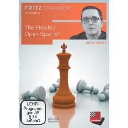 DVD Ernst - The Flexible Open Spanish