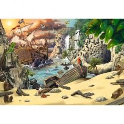 Puzzle 368 pièces - Escape Kids : Parc d'Attractions