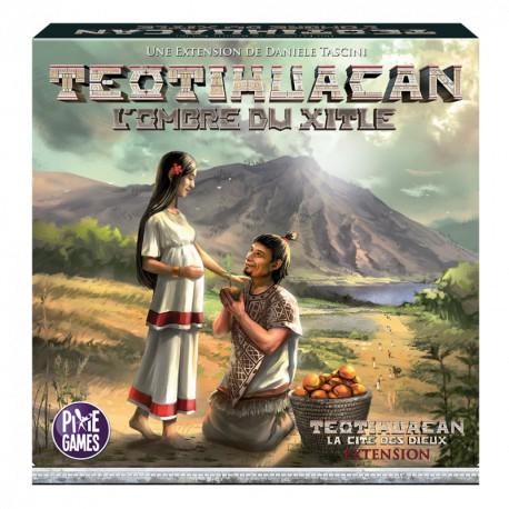 Teotihuacan extension Age Préclassique