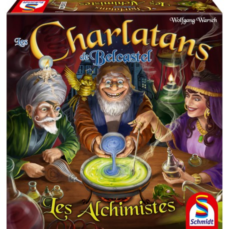 Charlatans de Belcastel extension Les sorcières s'en mêlent