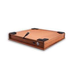 Coffret pour jeu d'échecs électroniques Cabinet Luxe