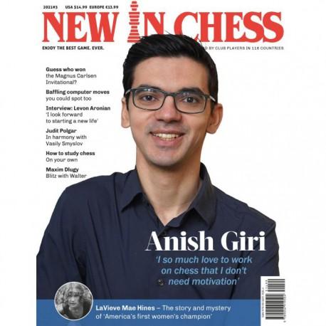 New In Chess Magazine n°2 - 2021