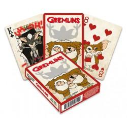 Cartes à jouer Gremlins Cartoon