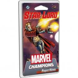 Marvel Champions extension Satr Lord