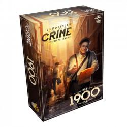 Chronicles of Crime - Série Millénaire : 1900
