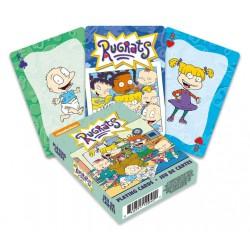 Cartes à jouer Rugrats - Les Razmoket
