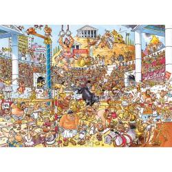 Puzzle 1000 pièces Wasgij 4 : Les Jeux Wasgij !