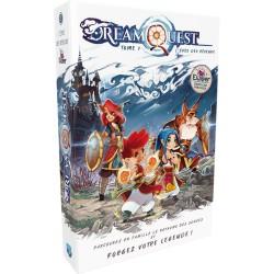 Dream Quest - Tome 1 : L'épée des rêveurs