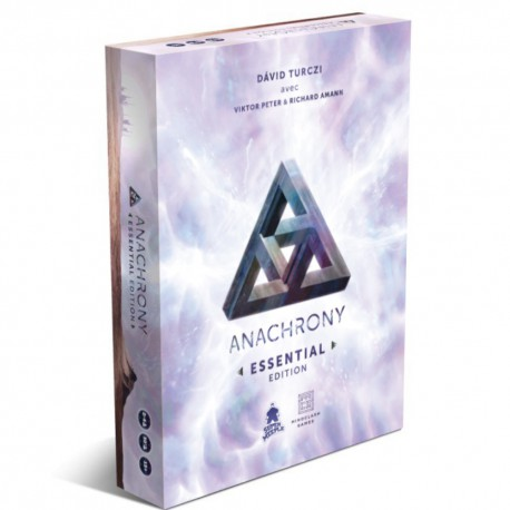 Anachrony Essential Edition