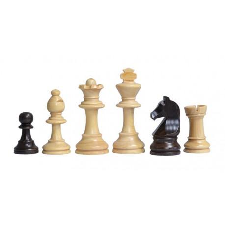 Pièces d'échecs Chavet n°3 - Taille 4