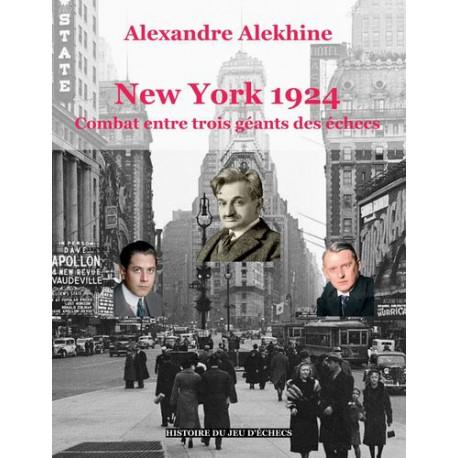 Alekhine - New York 1924