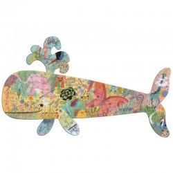 Puzzle 150 pièces - Whale Puzz'Art