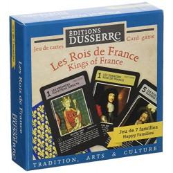 Cartes à jouer Les Rois de France