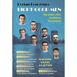 Rogozenco - Eight Good Men: The 2020-2021 Candidates Tournament