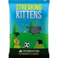 Exploding Kittens - Extension : Streaking Kittens