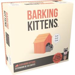 Exploding Kittens - Extension : Barking Kittens
