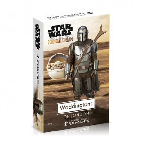 Cartes à jouer The Mandalorian - Star Wars