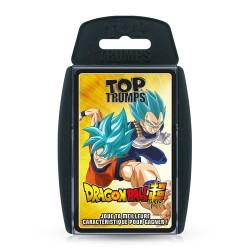 Cartes Bataille Dragon Ball Super - Top Trumps