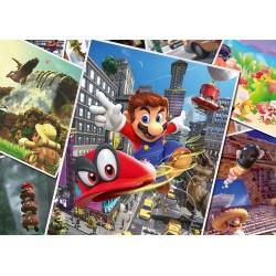 Puzzle 500 pièces - Super Mario Odyssey