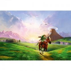 Puzzle 1000 pièces - The Legend of Zelda : Ocarina of Time