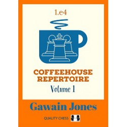 Jones - Coffeehouse Repertoire 1.e4 Volume 1