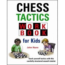 Burgess - Chess opening workbook for kids