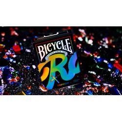 Cartes Bicycle Rainbow