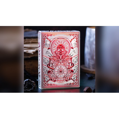 Cartes Infinitum Ghost White