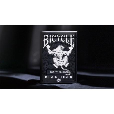 Cartes Bicycle Black Tiger Legacy v2