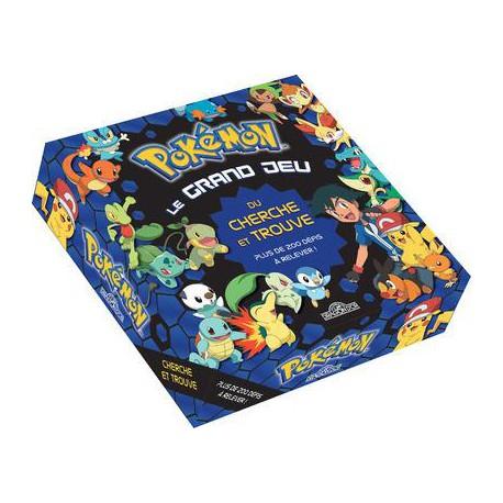 Pokémon Le Grand Jeu du Cherche et Trouve