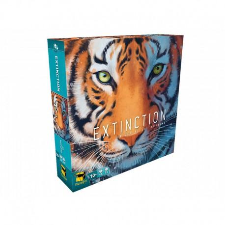 Extinction - Tigre