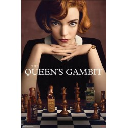 Affiche Le Jeu de la Dame - The Queen's Gambit Poster