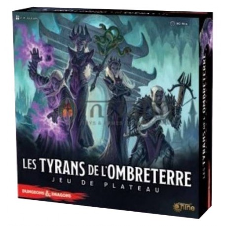 Tyrans de l'Ombreterre (Tyrants of the Underdark)