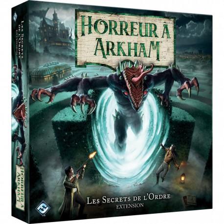 Horreur à Arkham - Extension : La Conspiration d'Innsmouth