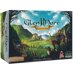 Glen More II - Extension : Highland Games