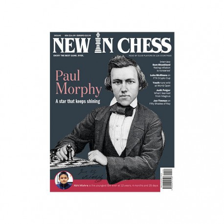New In Chess Magazine n°4 - 2021