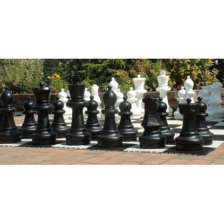 Pièces d'échecs géantes (occasion)