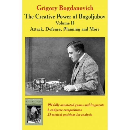Bogdanovich - Creative Power of Bogoljubov Volume 2