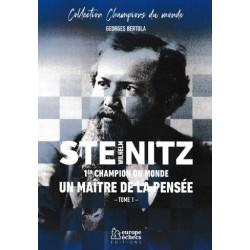 Bertola - Steinitz 1er Champion du monde