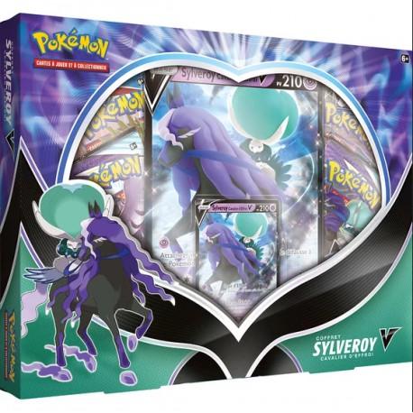 JCC Pokémon : Coffret Sylveroy V Cavalier d'Effroi