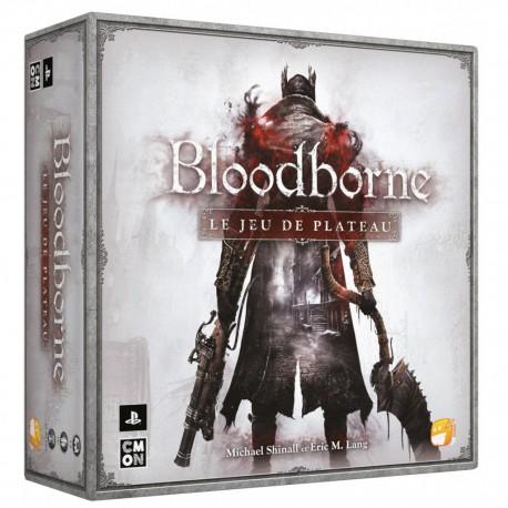 Bloodborne - Le Jeu de Plateau
